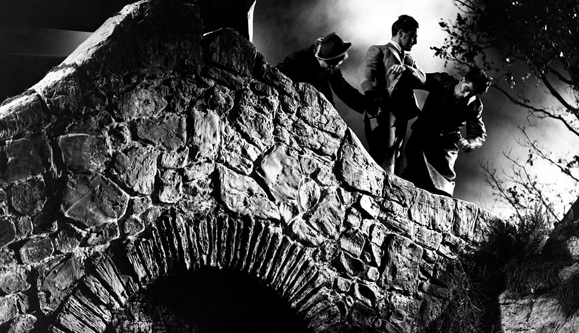 10 películas de Alfred Hitchcock - The 39 steps (1935)