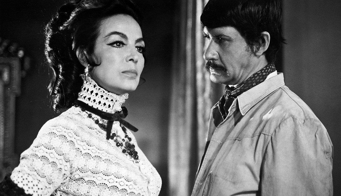LA GENERALA - 10 películas de María Félix