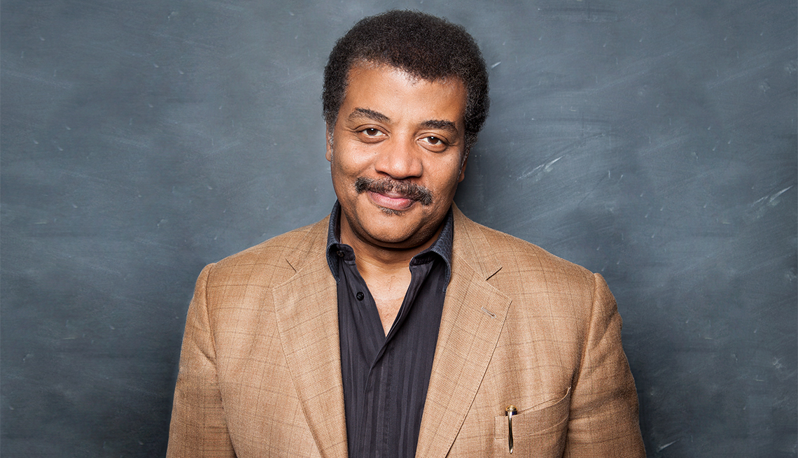 Neil deGrasse Tyson's Calligraphy - Television
