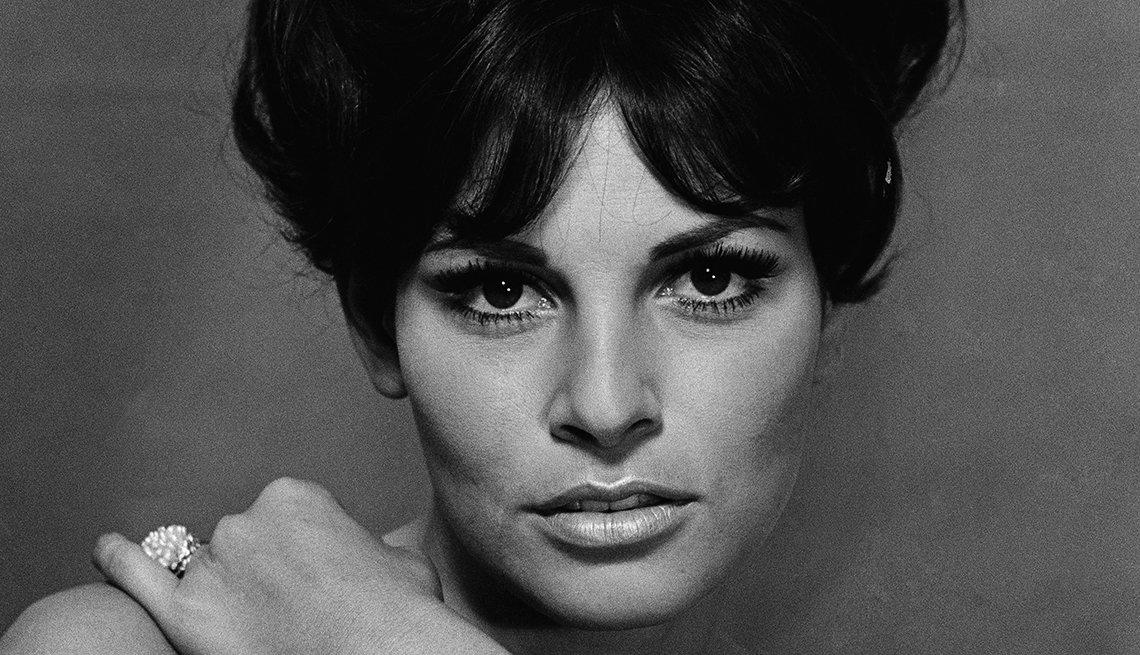 Raquel Welch, la diva a través de los años - Nueva York, 1966