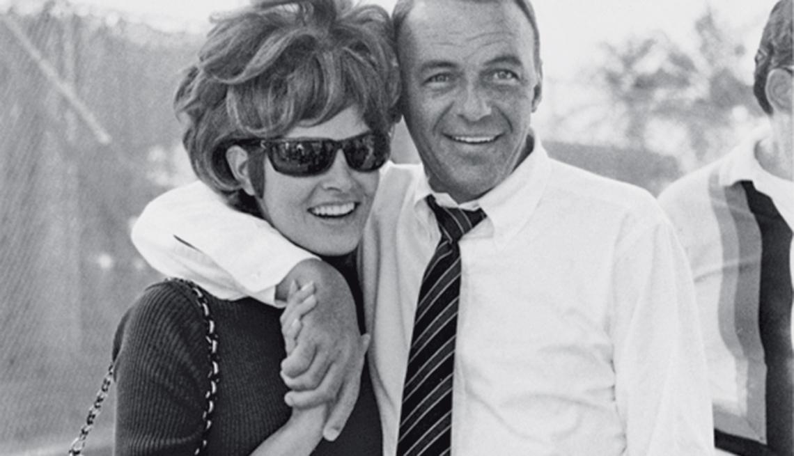 En el set de The Lady in Cement (1968) con Frank Sinatra - Raquel Welch, la diva a través de los años