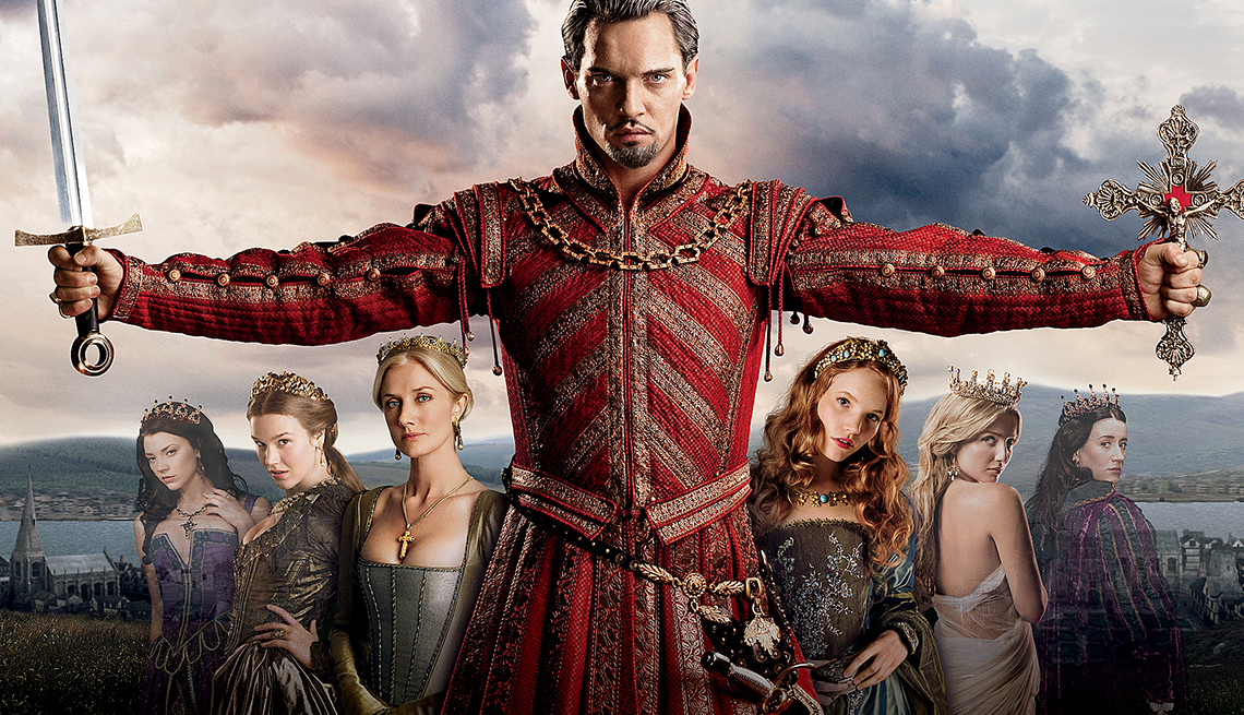 12 series de TV perfectas para mirar en maratón - 'The Tudors'