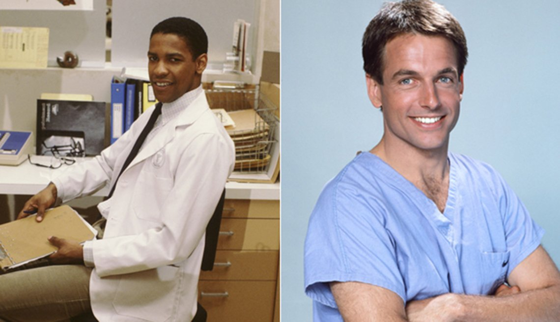 Favorite TV Doctors