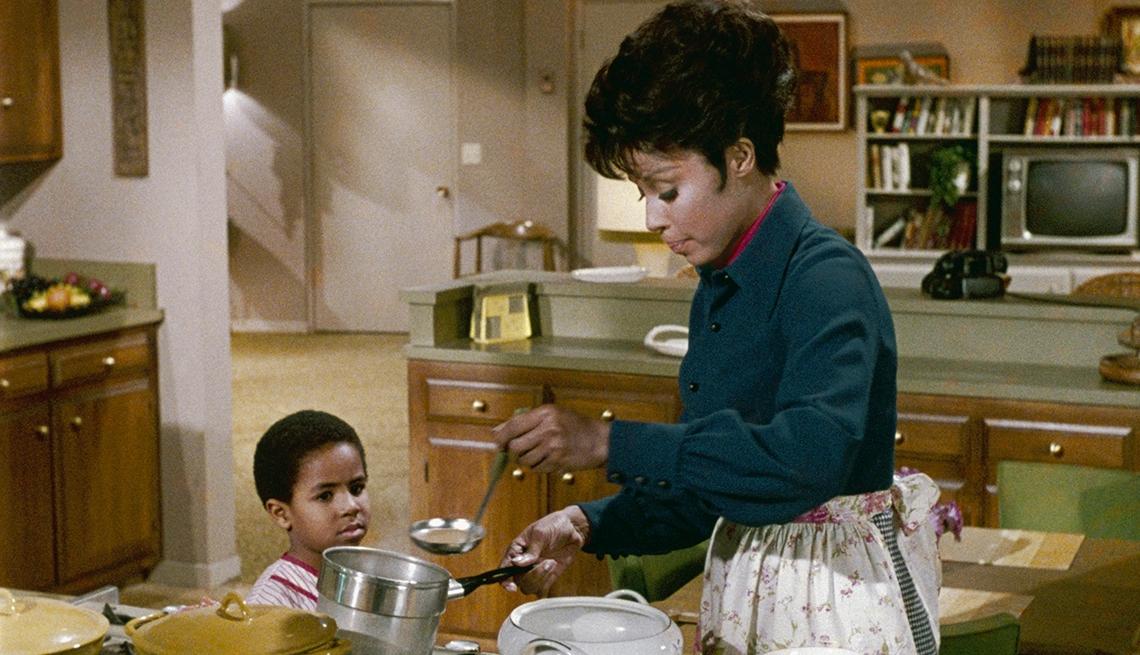 Diahann Carroll, Julia, 1968 - Las mujeres que cambiaron la televisión
