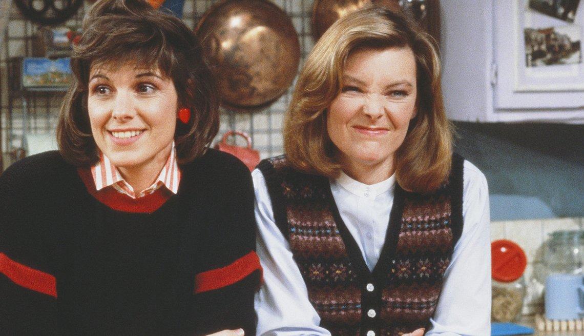 Susan Saint James y Jane Curtin, 1984 - 1989 - Las mujeres que cambiaron la televisión