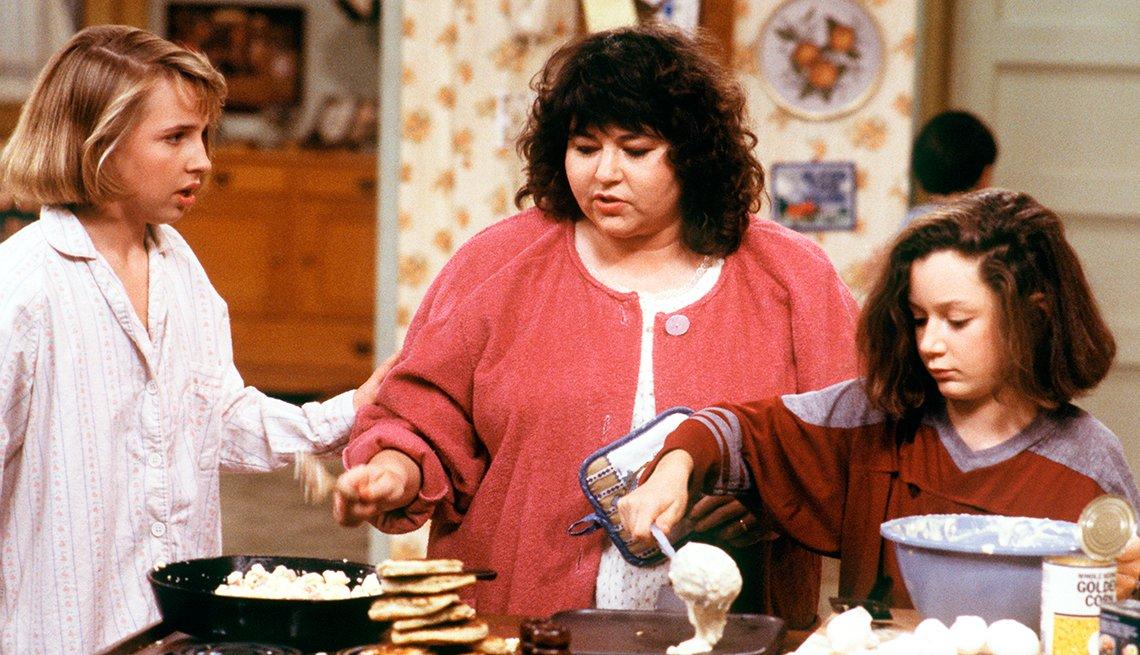 Roseanne Barr, 1988 a 1997 - Las mujeres que cambiaron la televisión
