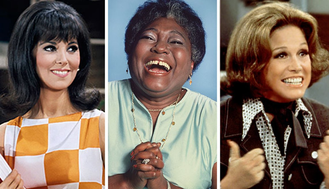 Mujeres boomers que cambiaron la televisión