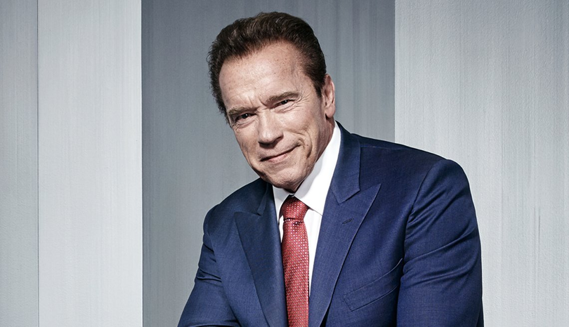 Arnold Schwarzenegger Leaving the 'New Celebrity Apprentice'