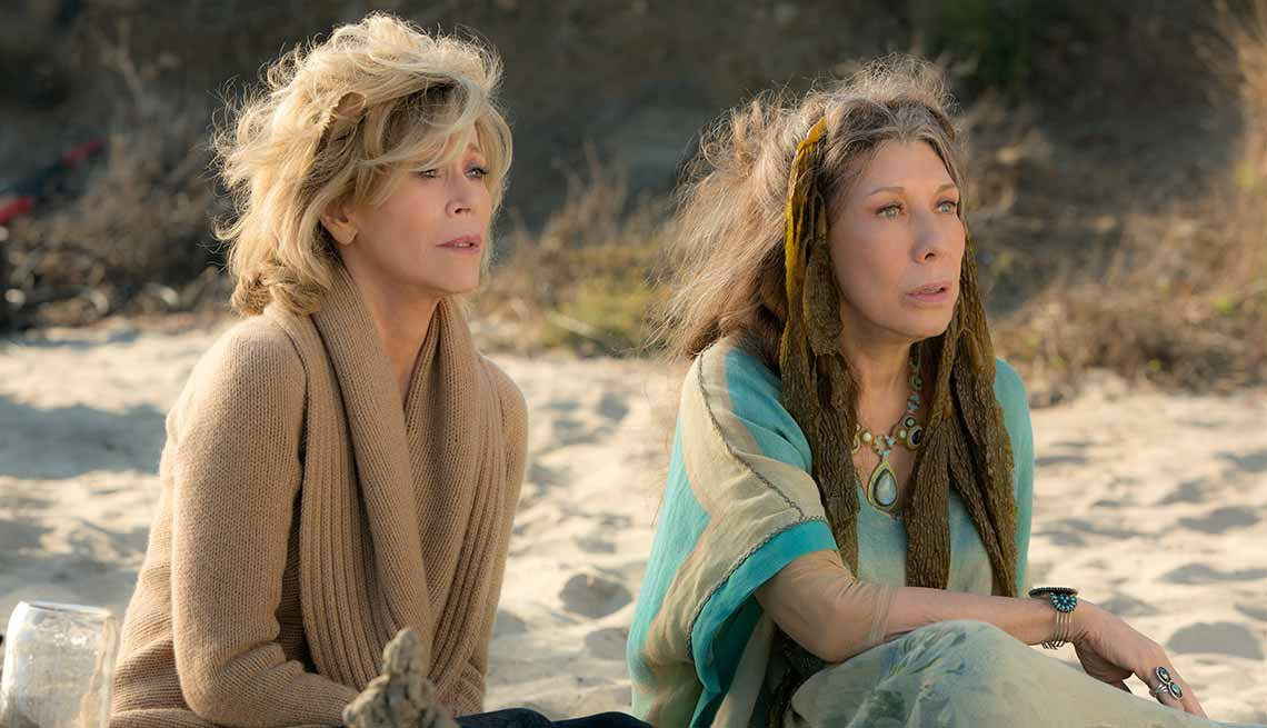 Spring TV Preview 2016, Grace and Frankie