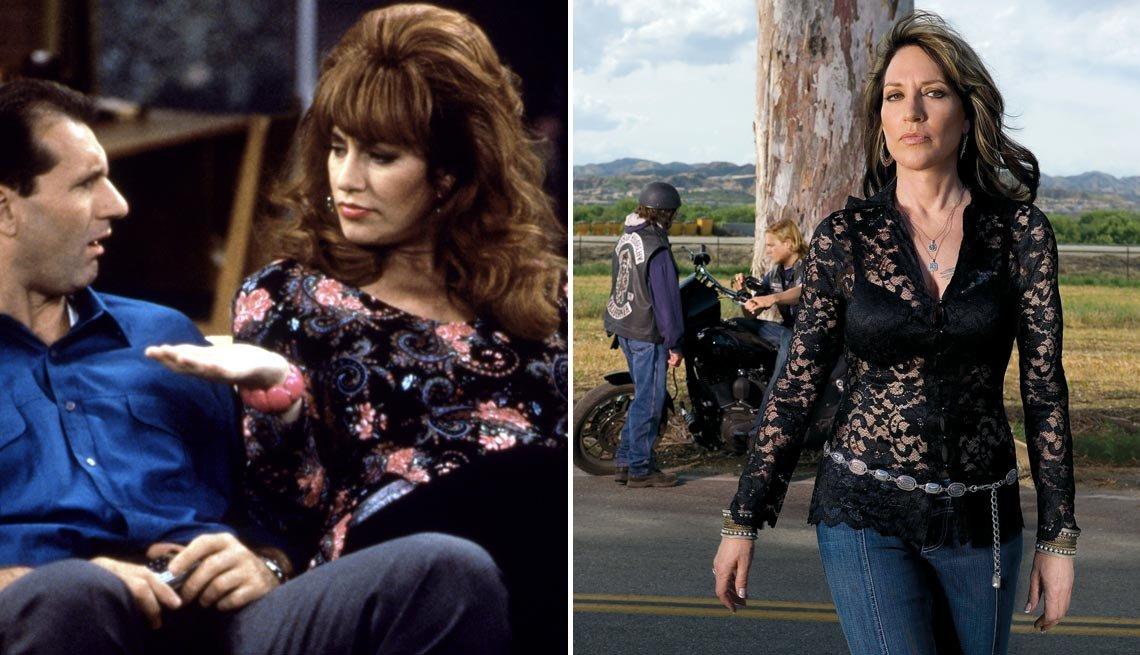 Mamás de las series de la televisión de los 80 - Katey Sagal
