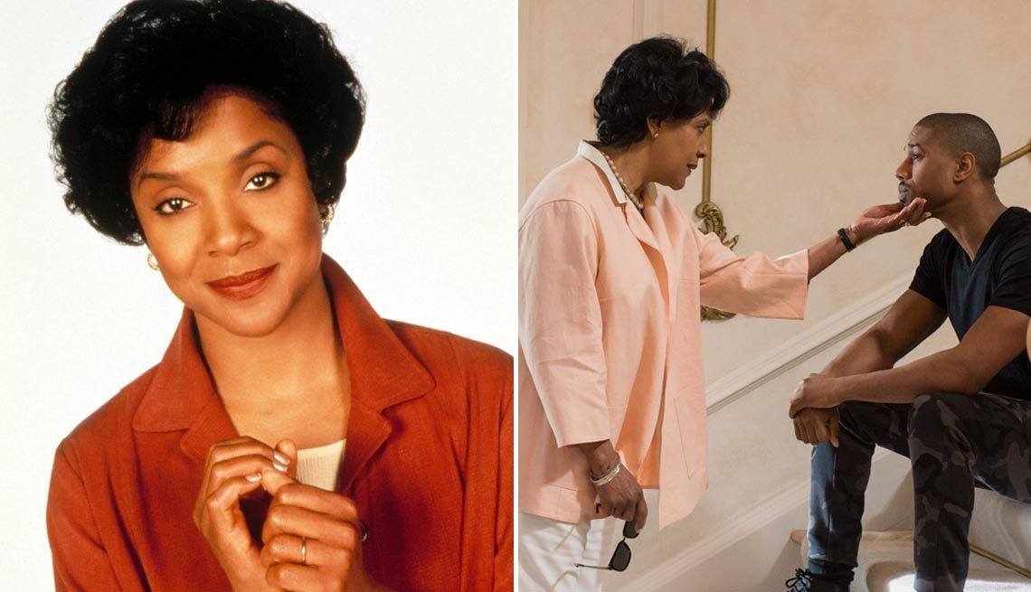 Mamás de las series de la televisión de los 80 - Phylicia Rashad