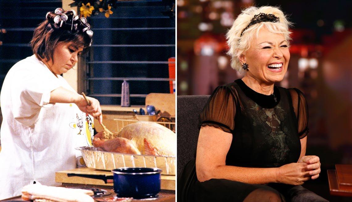 80's TV Moms, Roseanne Barr