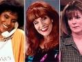 Mamás de las series de la televisión de los 80 - Katey Sagal, Phylicia Rashad, Patricia Richardson