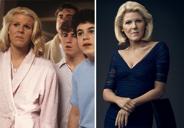 Mamás de las series de la televisión de los 80 - Alley Mills
