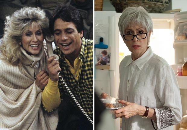 Mamás de las series de la televisión de los 80 - Judith Light