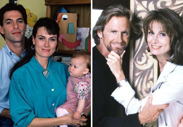 Mamás de las series de la televisión de los 80 - Mel Harris