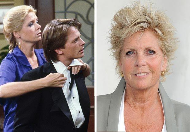 Mamás de las series de la televisión de los 80 - Meredith Baxter