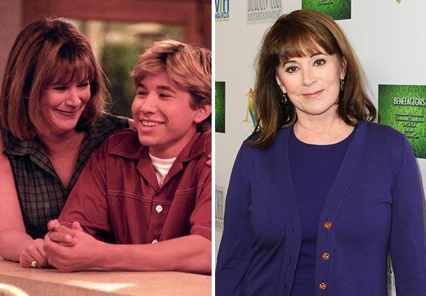 Mamás de las series de la televisión de los 80 - Patricia Richardson