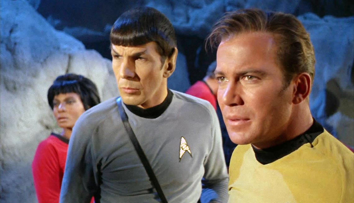 William Shatner Reflects On His 'Star Trek' Legacy