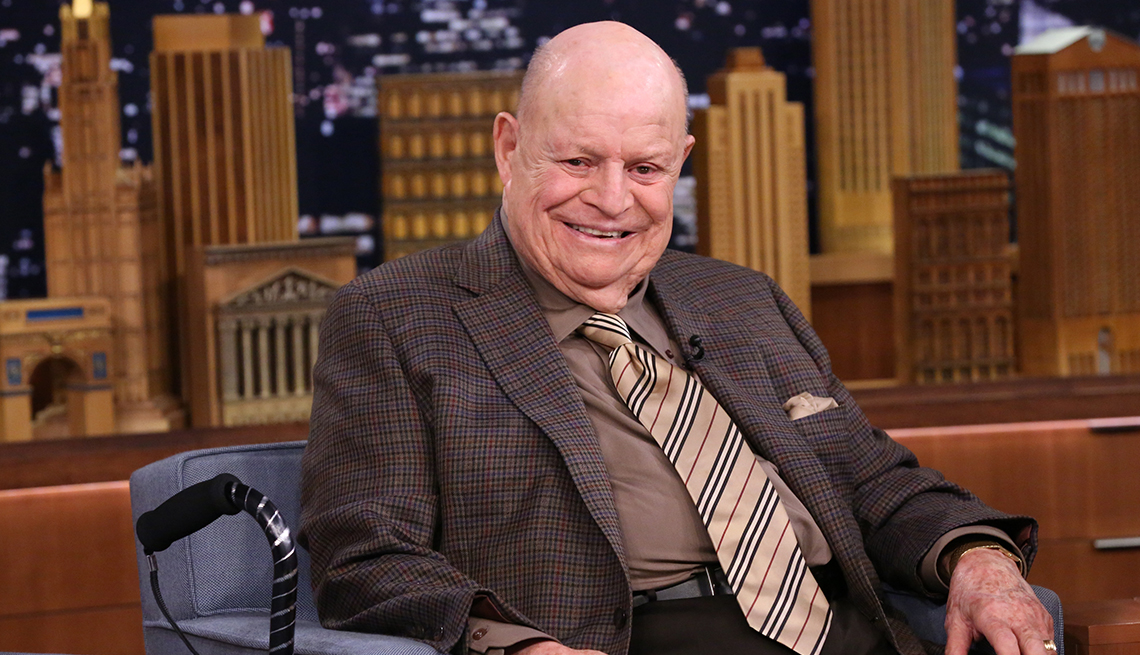 AARP Studios Launches With Don Rickles Series