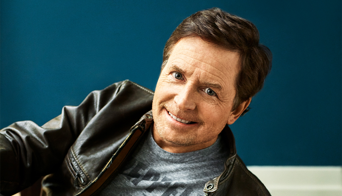 New York Life Aarp >> Michael J. Fox — The Kid Is Alright