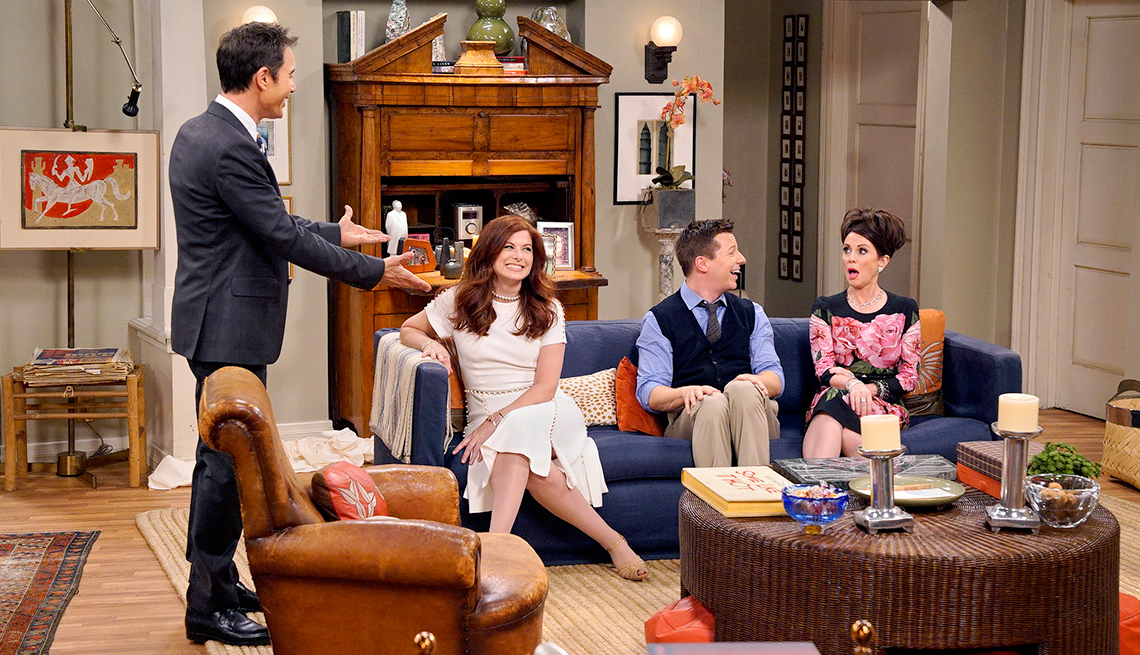 Will and Grace Returns to NBC this Fall