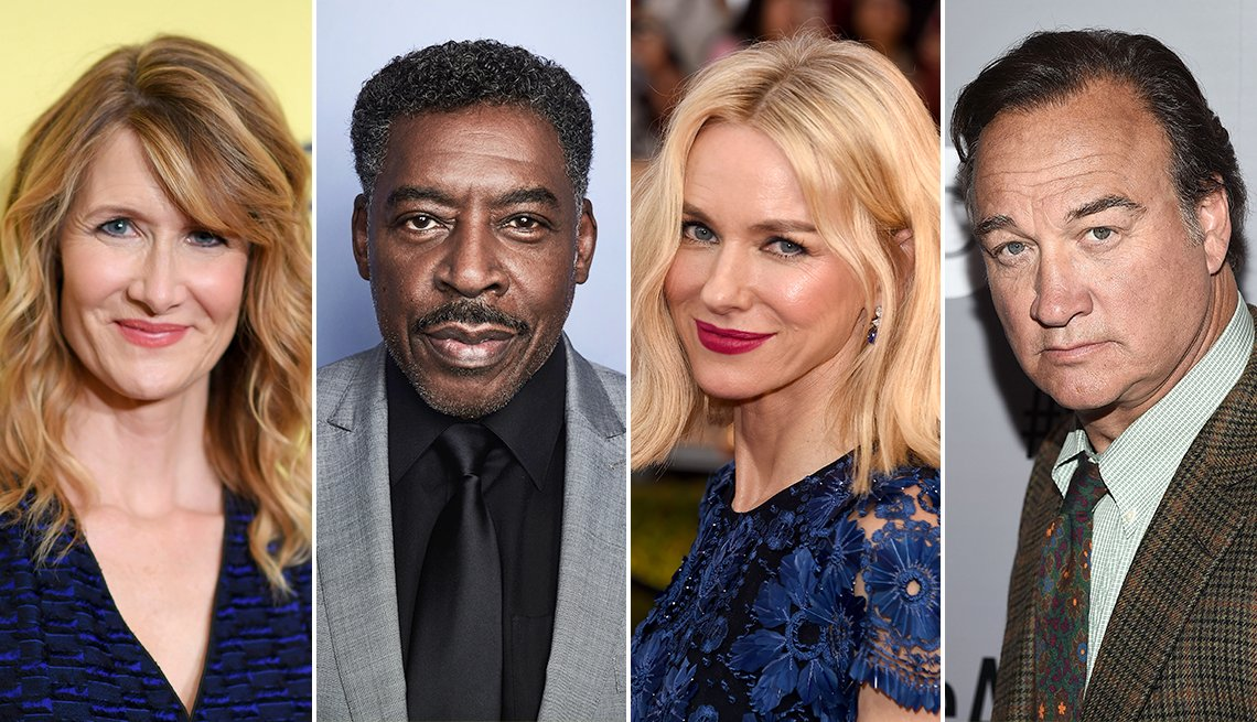 Laura Dern, Ernie Banks, Naomi Watts and Jim Belushi are among stars slated to appear on Twin Peaks