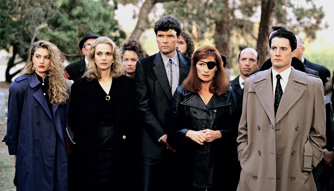 Twin Peaks, 1990