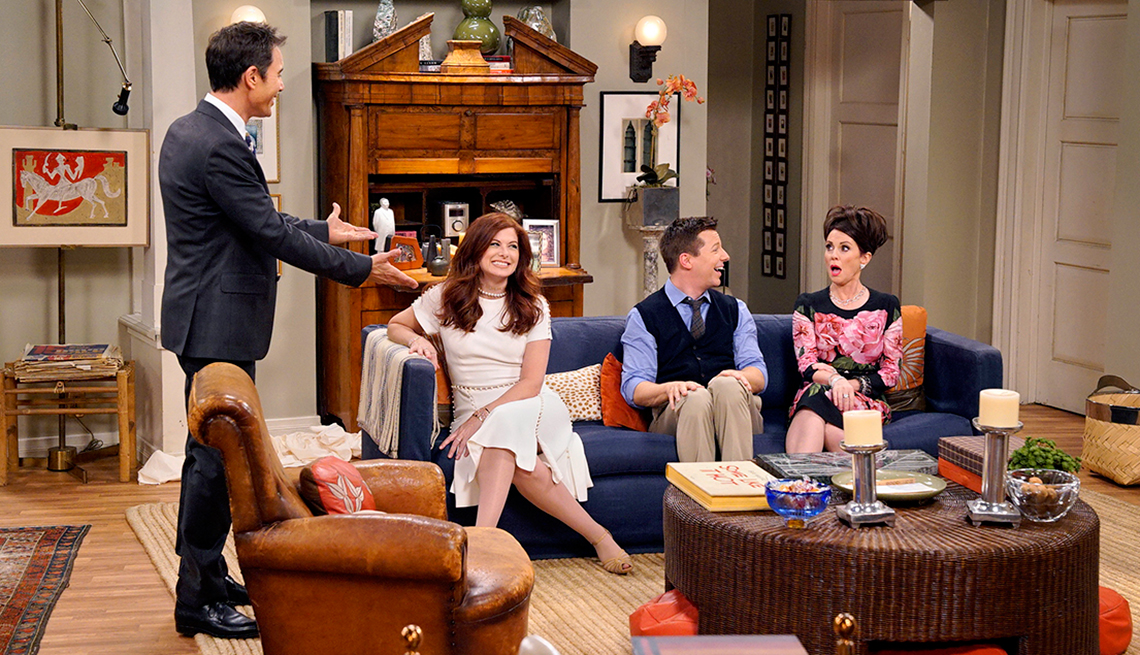 item 7 of Gallery image - Will & Grace