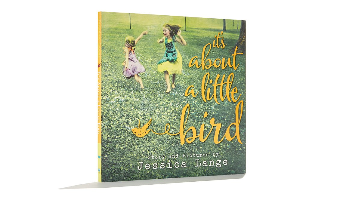 'Its About a Little Bird' by Jessica Lange