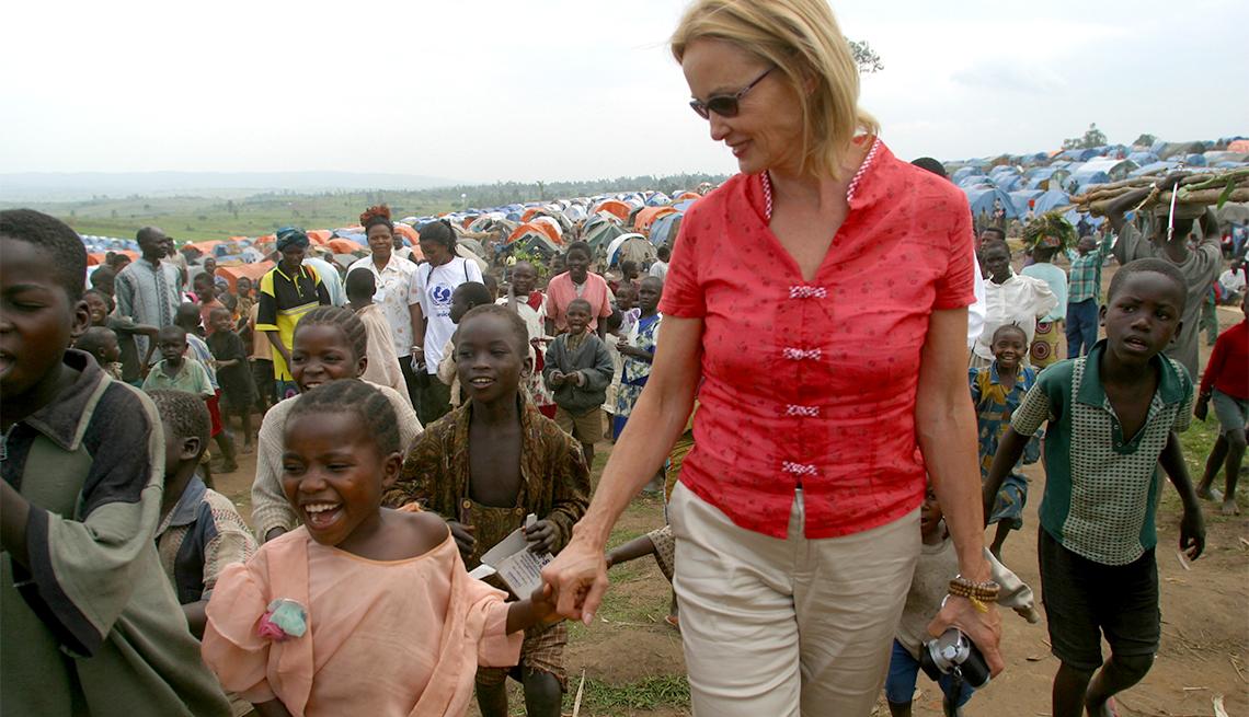 Jessica Lange in Congo