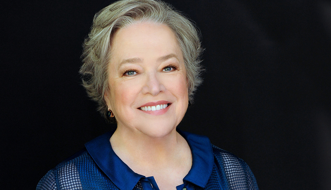 Kathy Bates, The Smoki...