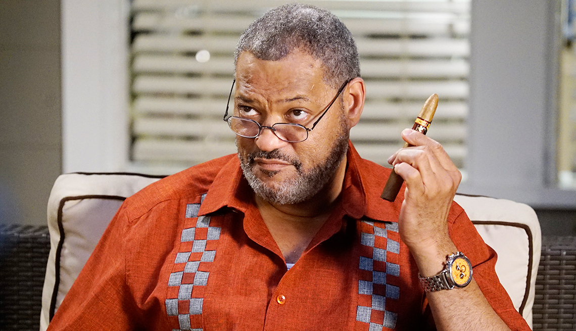 item 10 of Gallery image - Laurence Fishburne, 55