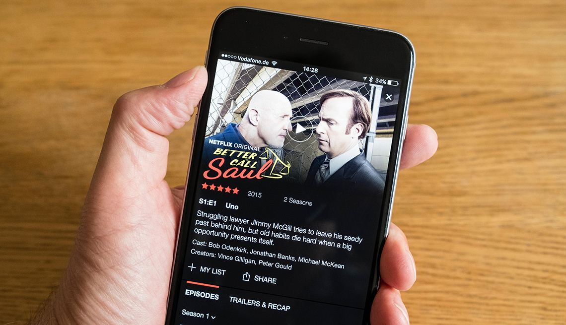 TV to Streaming
