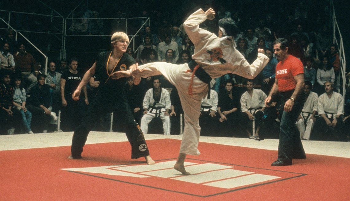 Karate Kid Reboot Coming In 2018 On Youtube Red