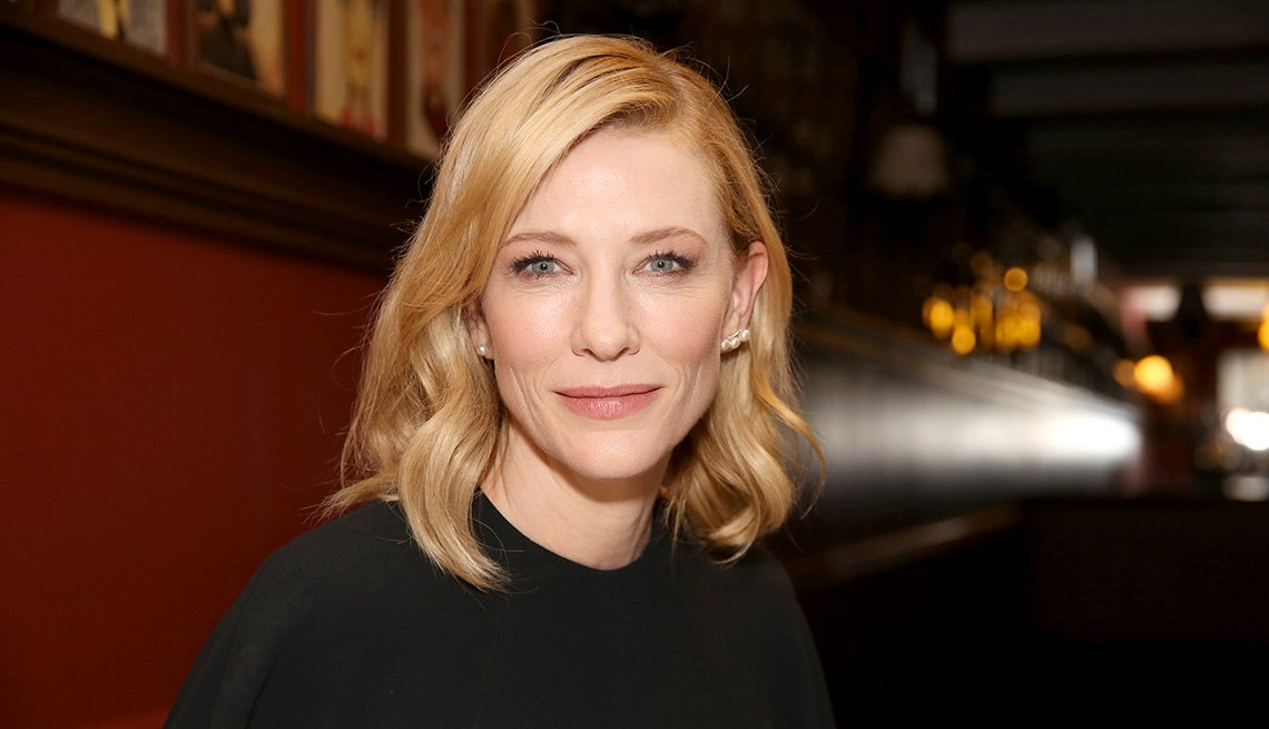 Cate Blanchett selected to play Lucille Ball in new biopic