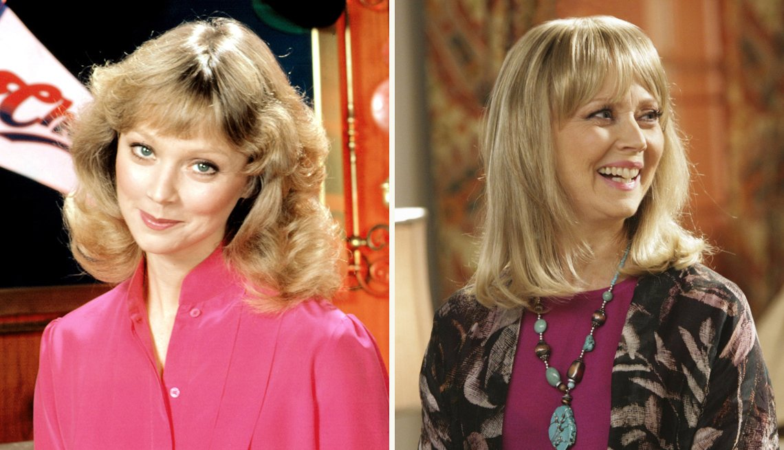 Shelley Long, 68 (Diane Chambers)