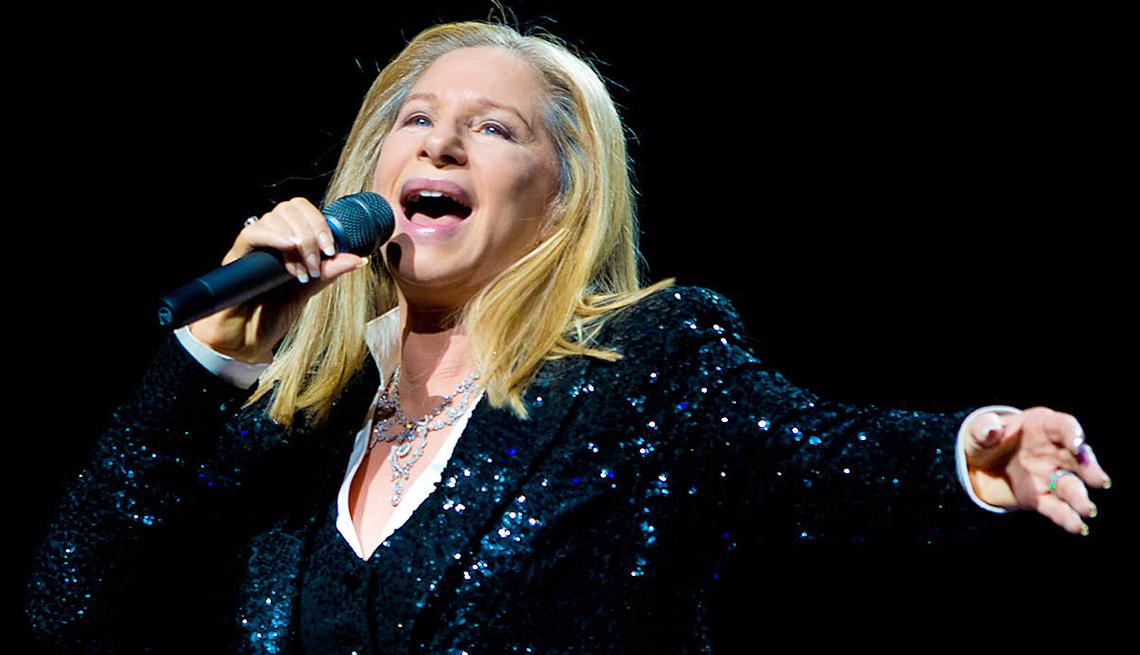 Barbra Streisand Concert Movie Debuts on Netflix
