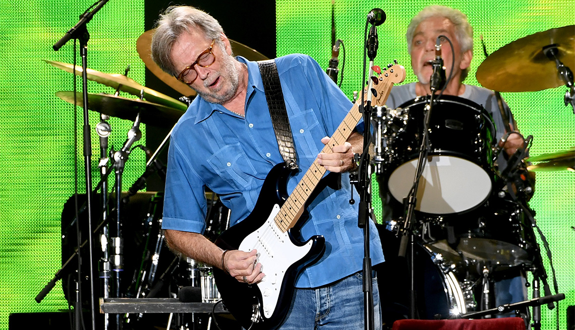 item 5 of Gallery image - Eric Clapton Showtime Documentary