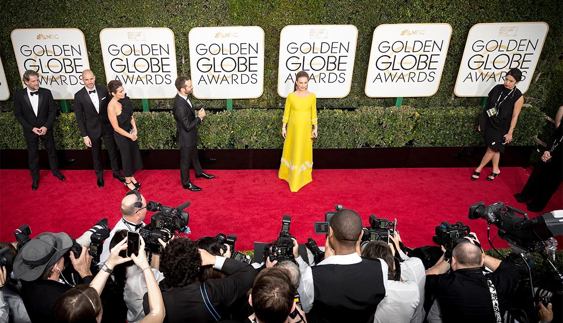 New Nominees Golden Globes 2018