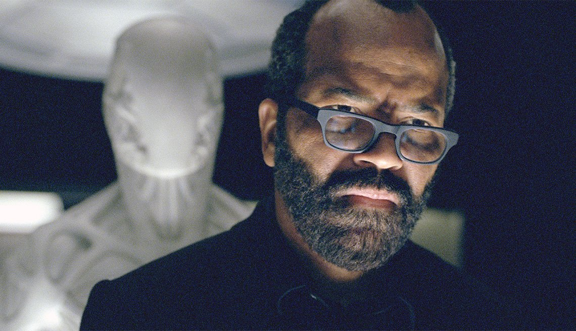 item 13, Gallery image. Jeffrey Wright