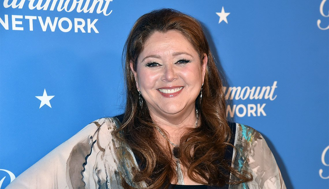 Camryn Manheim attends Paramount Network Launch Party at Sunset Tower