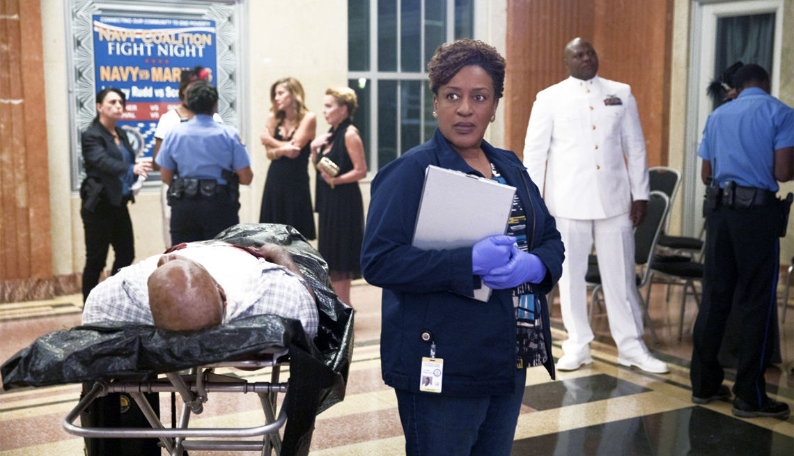 CCH Pounder emergency room