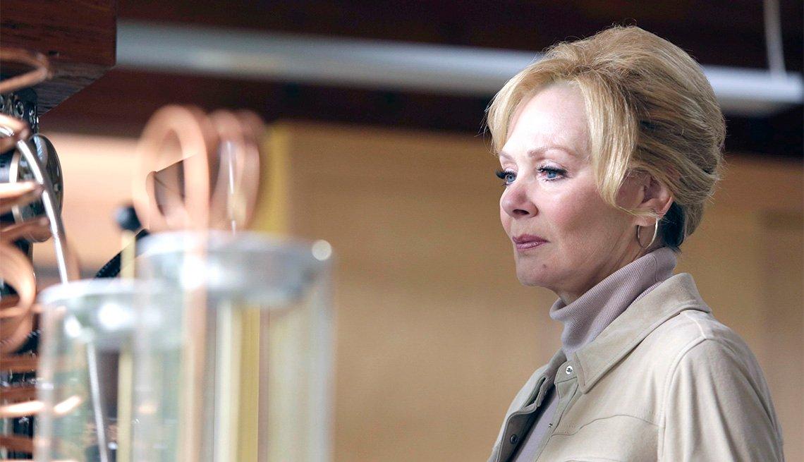 Jean Smart as Melanie Bird in Legion
