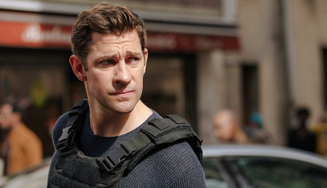 John Krasinski in Jack Ryan