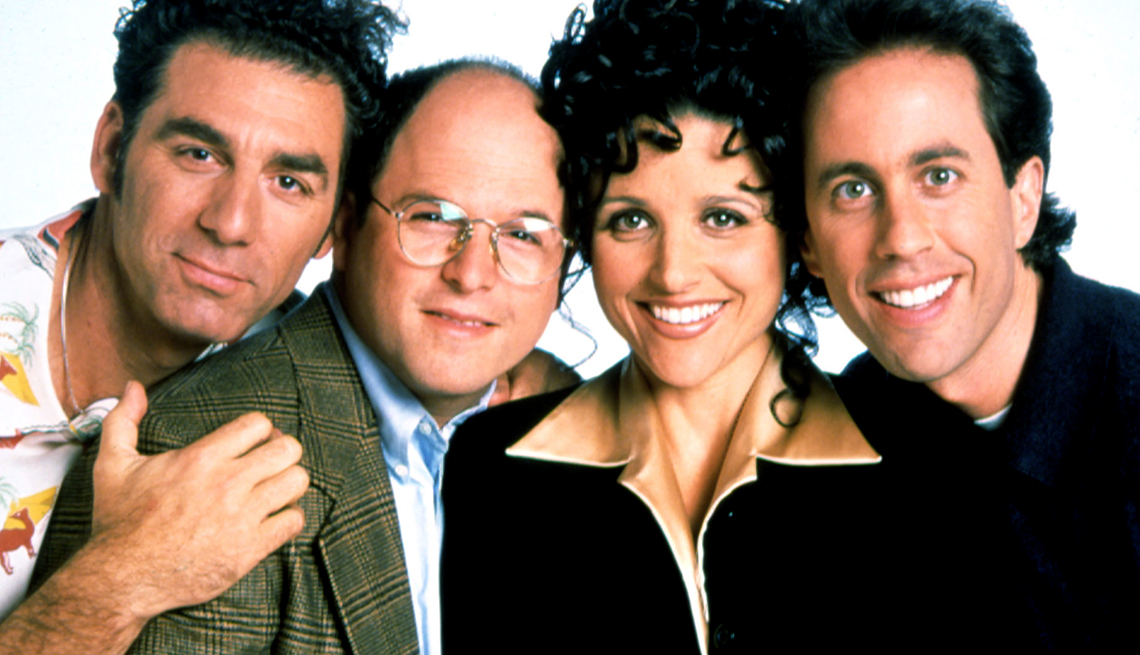 Seinfeld tv show cast