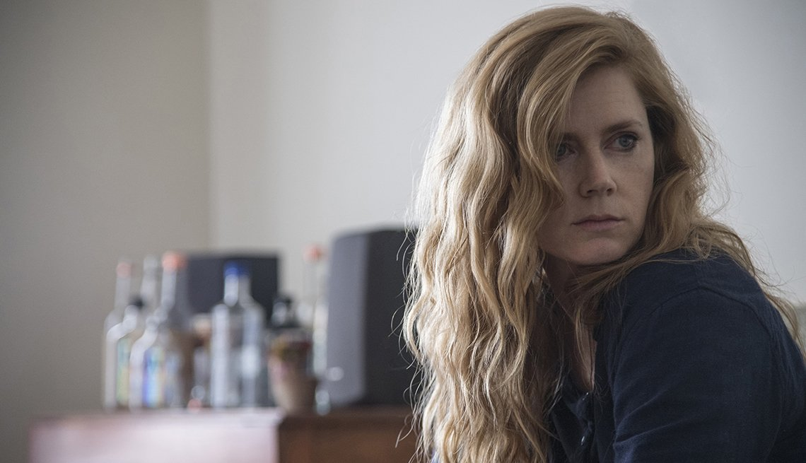 Amy Adams in a scene from HBO series 'Sharp Objects'