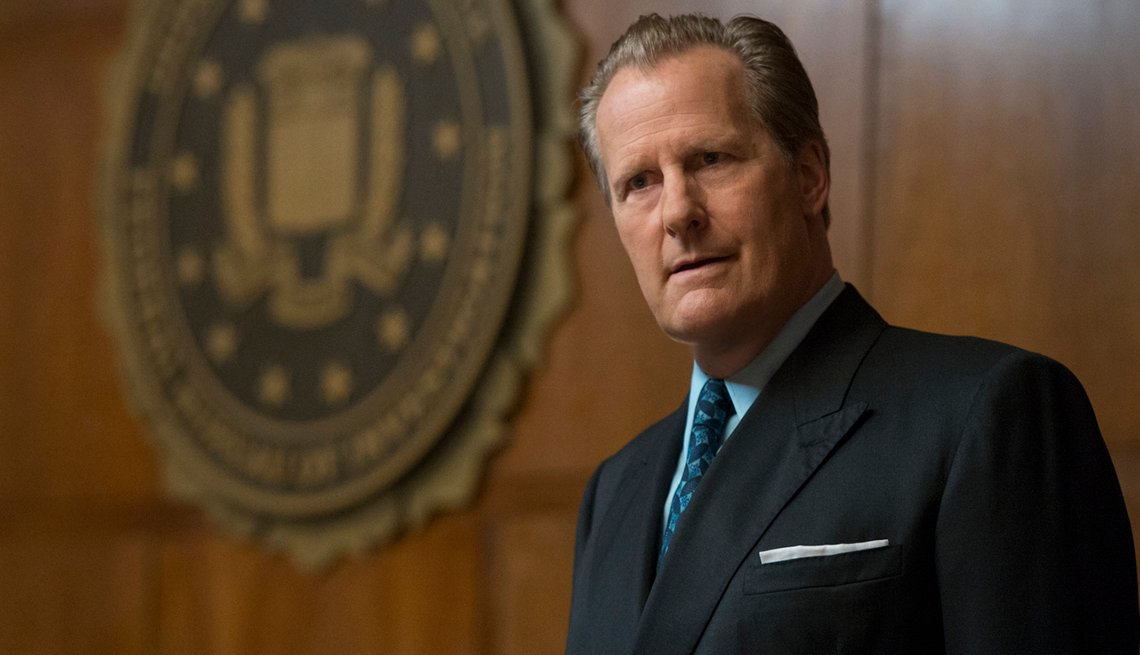 """Jeff Daniels in a scene from """"The Looming Tower"""""""