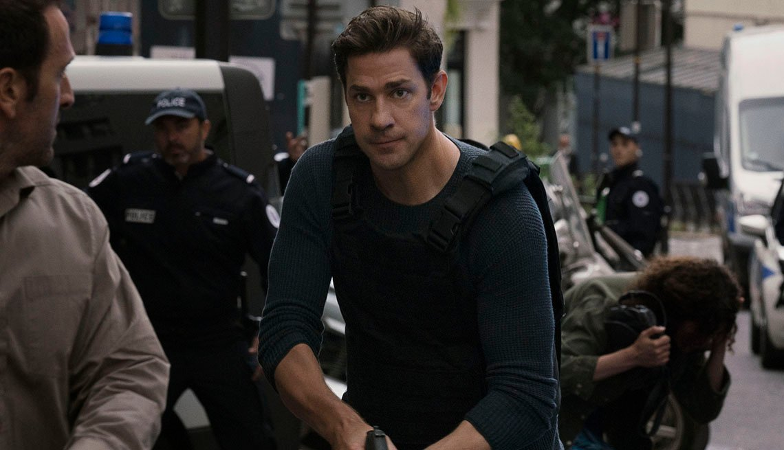 John Krasinski as Jack Ryan
