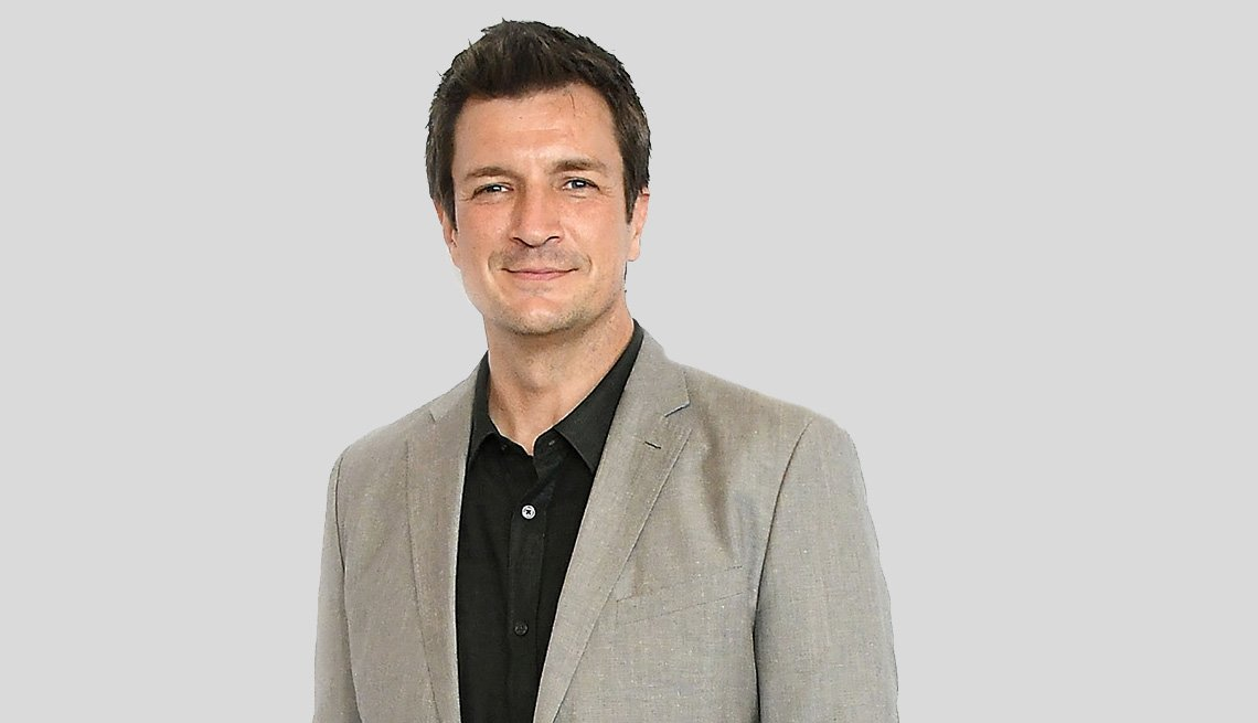 Tv for grownups headshot of nathan fillion ccuart Choice Image